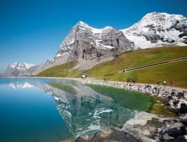 On The Top of Switzerland