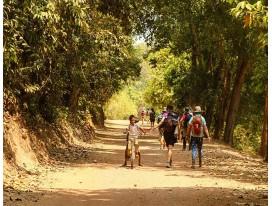 Angkor and Kulen Mountain Trek