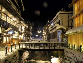 Winter Paradise in Yamagata