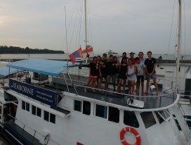PADI Advanced Open Water Diving Course
