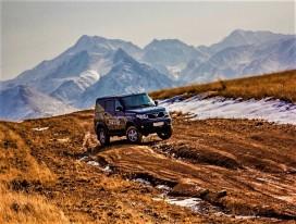Roads of Caucasus