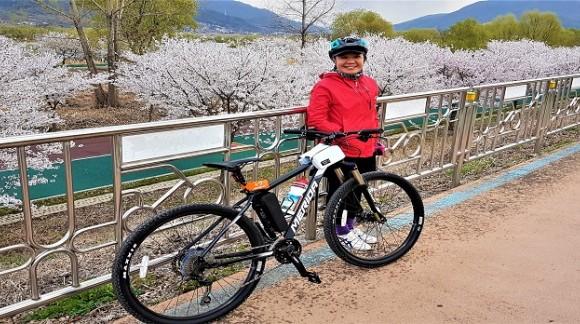 Cherry Cheery Blossoms everywhere !!!!