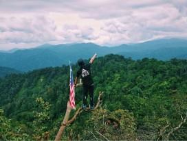 Gunung Gap & Gunung Ulu Semangkuk