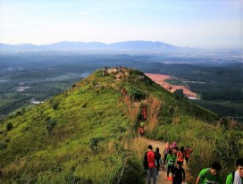 Broga Hill Hike