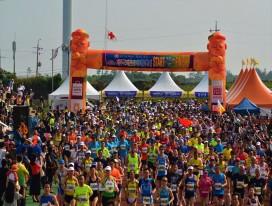Jeju International Tourism Marathon (Express)