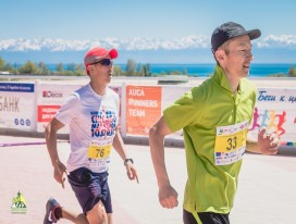 Issyk-Kul Marathon RUN-Cation