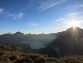 Mount Rinjani Sunrise Climb