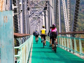 Cycling in Charming Taiwan
