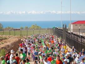 Issyk-Kul Marathon RUN-Cation