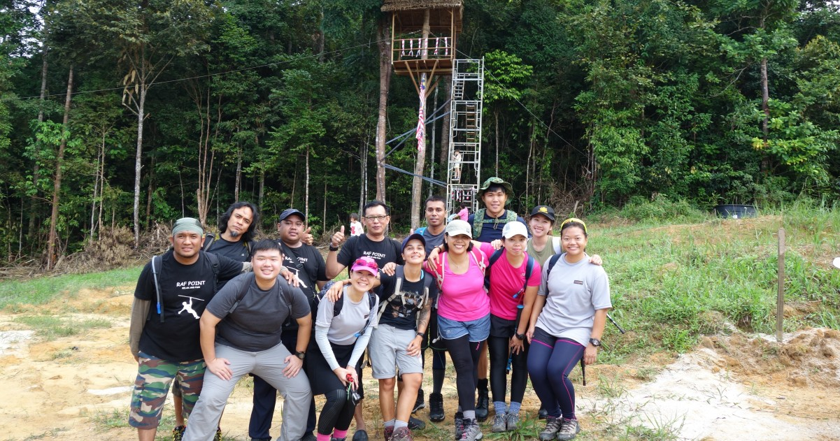Hiking Gunung Panti - Our Experience