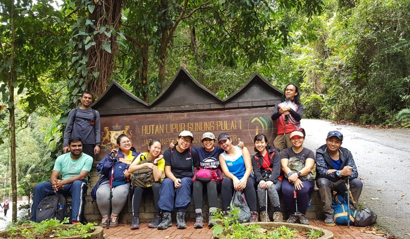 Gunung Pulai – The Green Eden Close to Home