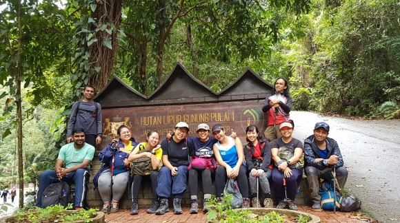 Gunung Pulai – The Green Eden Close to Home