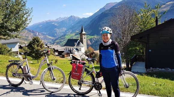 Experience Beautiful Switzerland On Two Wheels